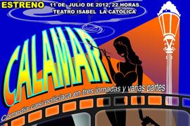 El Grupo de Teatro estrena el 11 de julio la obra 'Calamar'-media-1