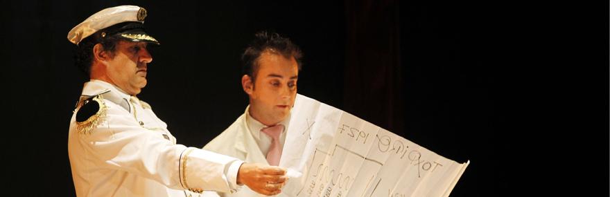 El Grupo de Teatro estrena la obra 'Calamar' en el Isabel la Católica-media-1