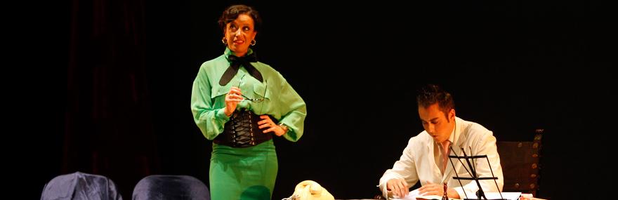 El Grupo de Teatro vuelve a los escenarios con dos representaciones solidarias de 'Calamar'-media-1