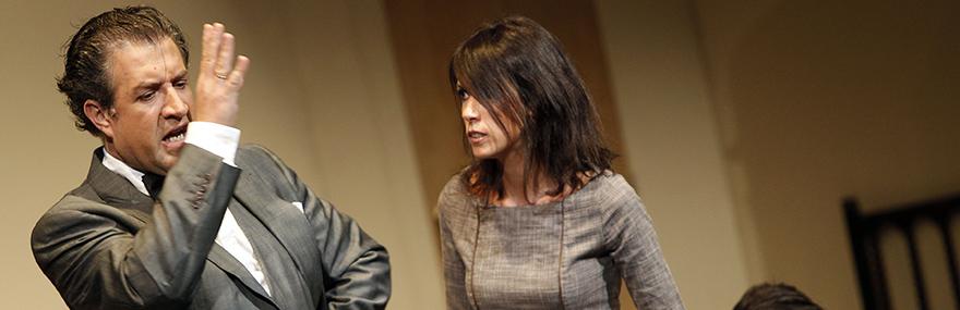 El Grupo de Teatro reestrena 'Crimen contra reloj' en la Fundación Purísima Concepción-media-1