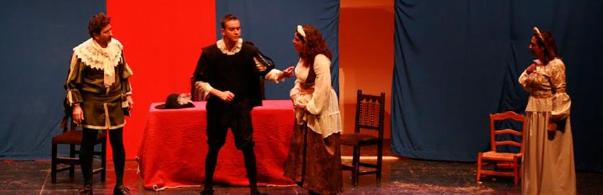 Nuevo éxito del Grupo de Teatro y su '...No tiene enmienda' en el José Tamayo-media-1