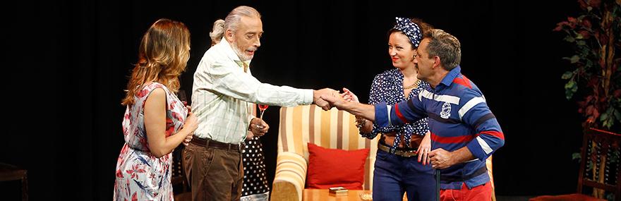 El Grupo de Teatro representa '...No tiene enmienda' en beneficio de la asociación Amigos de Ruanda-media-1