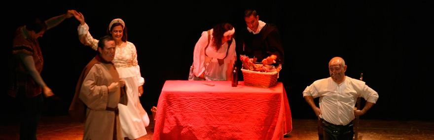 El Grupo de Teatro participa en la VIII Muestra de Teatro Por Amor al Arte de Benalúa de Guadix-media-1