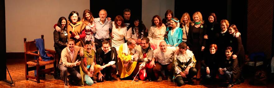 El Grupo de Teatro actúa en San Lúcar de Barrameda en beneficio de la Asociación contra el Cáncer-media-1