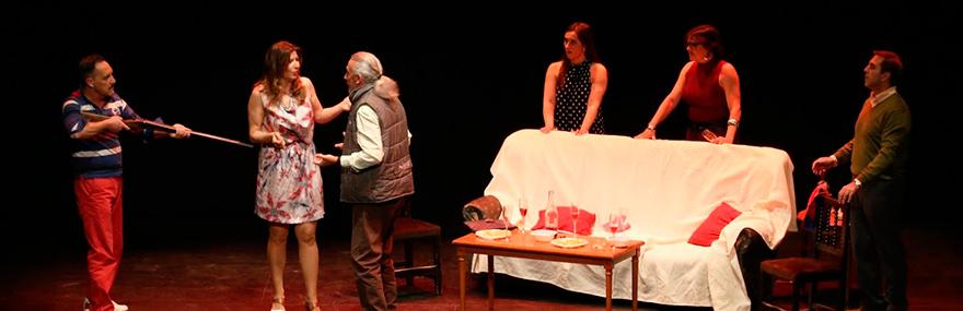 El Grupo de Teatro cosecha un nuevo éxito solidario en Albolote-media-1