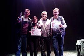 El Grupo de Teatro consigue tres premios en la II Muestra de Teatro Amateur de La Chana-media-1
