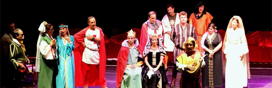 El Grupo de Teatro preestrena su versión de 'La venganza de Don Mendo' con fines solidarios-media-1