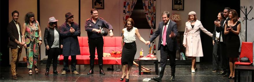 El Grupo de Teatro consigue el primer premio en la III Muestra de Teatro Amateur Solidario de La Chana-media-1