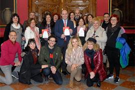 El Grupo de Teatro participa en la temporada 'Telón Abierto' del Isabel la Católica-media-1