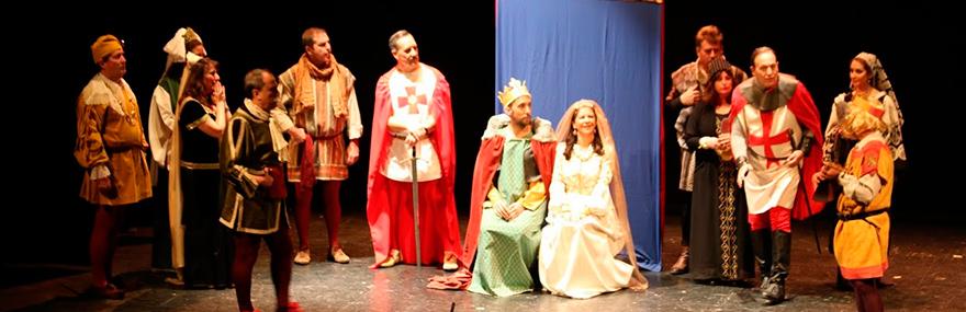 El Grupo de Teatro inaugura la temporada 'Telón Abierto' del Teatro Isabel la Católica-media-1