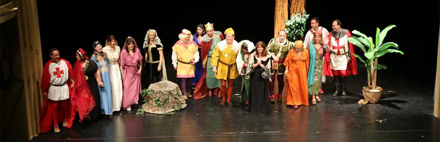 El Grupo de Teatro lleva su 'Don Mendo' a Alcalá la Real-media-1