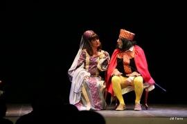 El Grupo de Teatro lleva el humor de 'La venganza de Don Mendo' a Beas de Granada-media-1