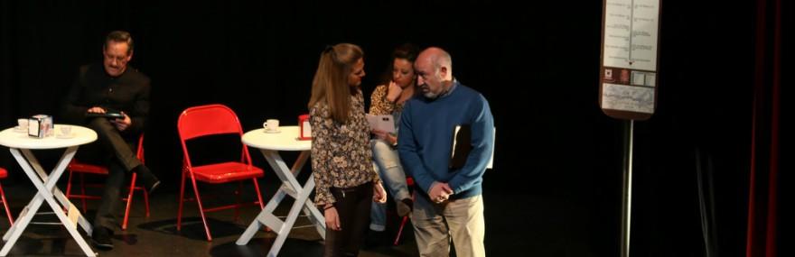 El Grupo de Teatro ofrece una nueva representación solidaria a favor de la Asociación Aldeire-media-1