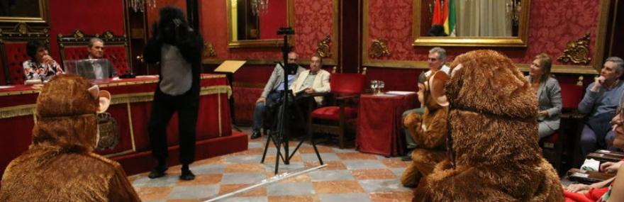 'La transparencia', de Moreno Arenas, última obra representada por el Grupo de Teatro del Colegio-media-1