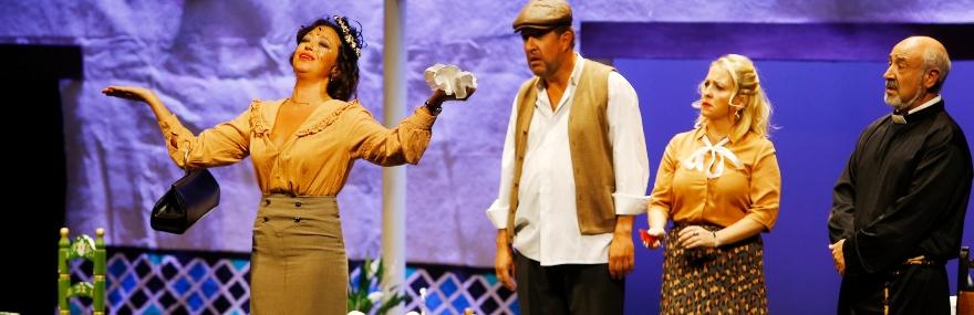 Una adaptación de siete sainetes de los Álvarez Quintero, nueva obra del Grupo de Teatro del Colegio de Abogados de Granada-media-1