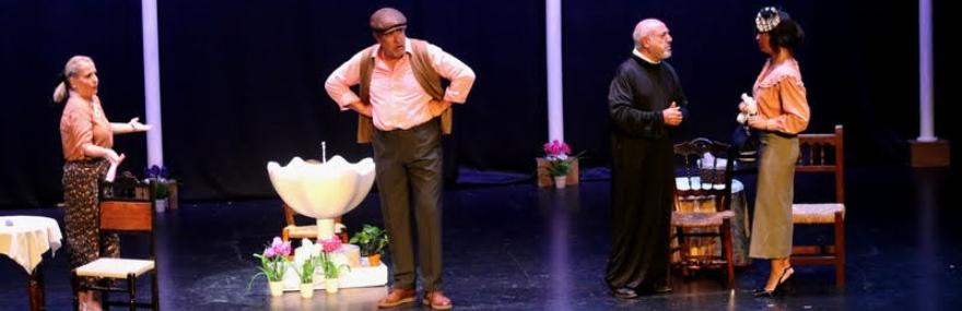 El Grupo de Teatro pone a punto 'Cien años con los Álvarez Quintero' de cara al estreno del 16 de octubre-media-1