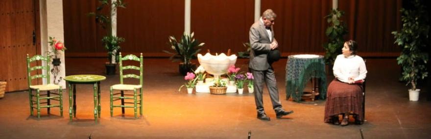 Carmen Ortega, premio a Mejor Actriz de Reparto en la Muestra de Teatro Amateur de La Chana-media-1