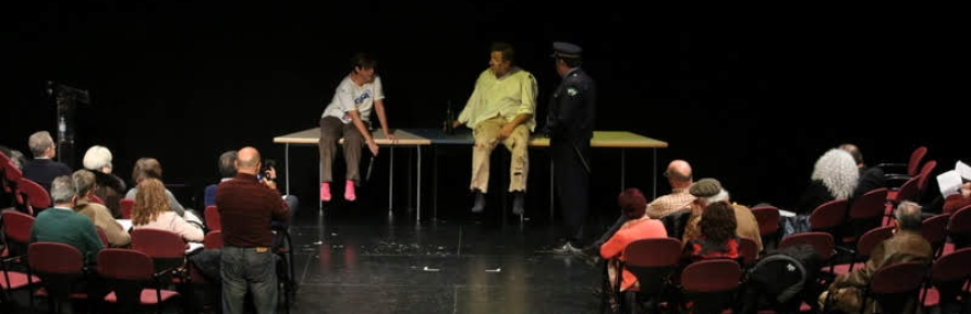 El Grupo de Teatro exhibe 'La Transparencia' y 'El sueño' en el Seminario Internacional de Estudios Teatrales-media-1