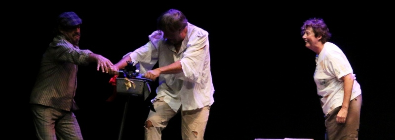 La interpretación de 'El espejo' en el certamen de Albolote abre la temporada del Grupo de Teatro-media-1
